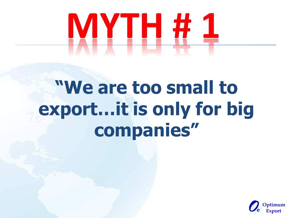 Export Myth 1